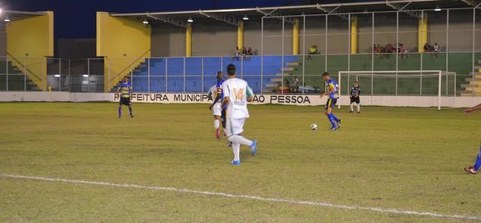 lucena x miramar, segunda divisão do campeonato paraibano, campeonato paraibano, segundona paraibano (Foto: Lucas Barros / GloboEsporte.com/pb)