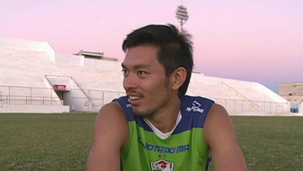 Yusuke Sudo Salgueiro (Foto: Reprodução)