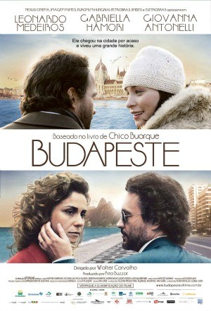 Cartaz do filme Budapeste (Foto: Divulgação)