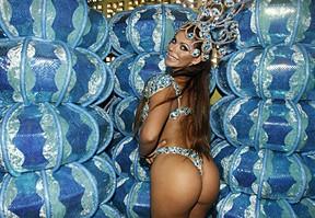Suzy Cortez (Foto: Celso Tavares/EGO)