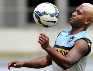 Jobson Botafogo (Foto: Vitor Silva / SSPress)
