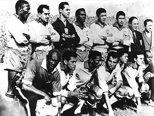 Seleção Brasileira Copa do Mundo 1962   (Foto: Getty Images)