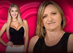 Bel, mãe de Tatiele, se define (BBB / TV Globo)