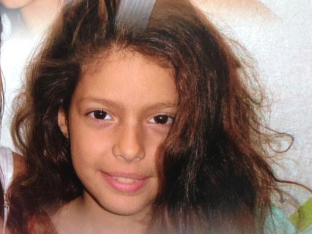 Rebeca foi encontrada morta na manhã deste domingo (29). (Foto: Lívia Torres/G1)