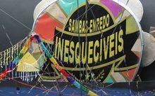 Sambas-Enredo Inesquecíveis
