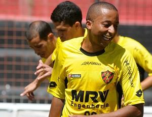 willians sport (Foto: Aldo Carneiro / Pernambuco Press)