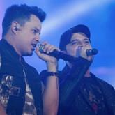 João Neto e Frederico (Foto: Érico Andrade/G1)