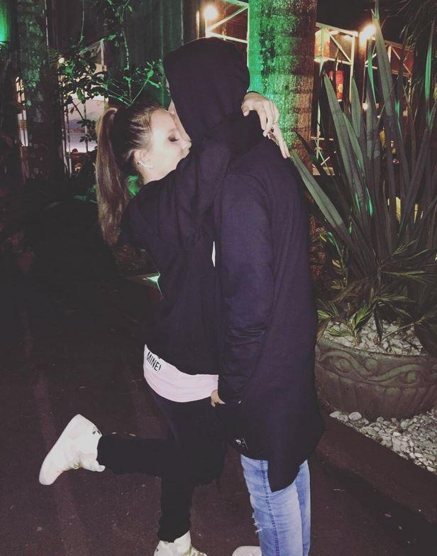 Larissa Manoela e João Guilherme (Foto: Reprodução/Instagram)