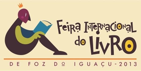 Feira Internacional do Livro Foz do Iguaçu (Foto: Reprodução)