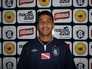Rodrigo Fernandes foi apresentado nesta terça-feira (Foto: Ascom/Remo)