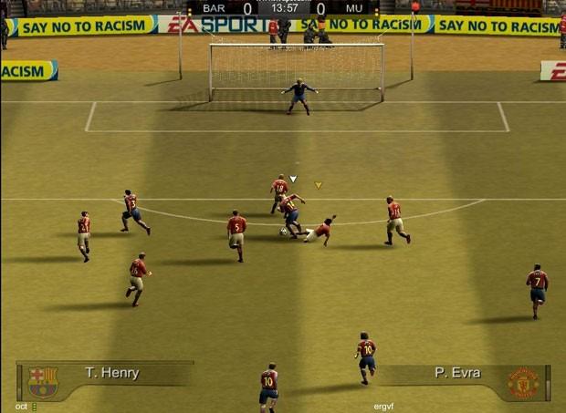 'Fifa Online 3' é feito para o público asiático (Foto: Divulgação)