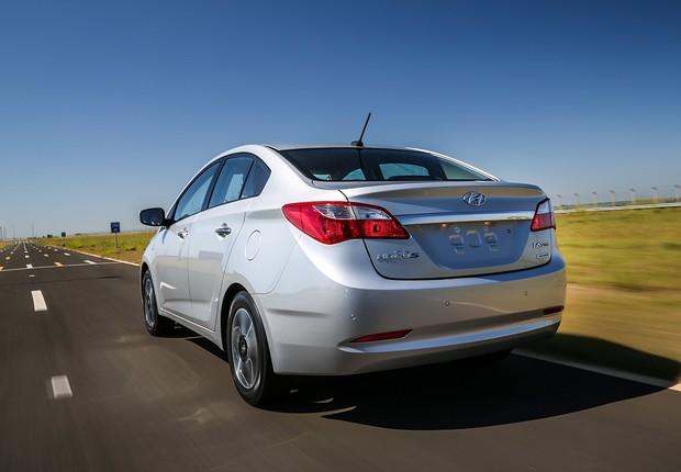 Hyundai HB20 S Impress (Foto: Renato Durães/Autoesporte)