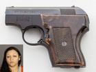 Suspeita é flagrada escondendo pistola na vagina nos EUA