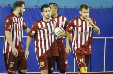 Orlândia Futsal (Foto: Márcio Damião)