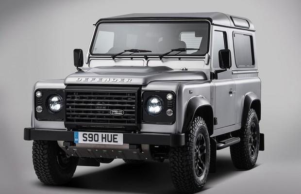 Land Rover cria Defender especial para comemorar dois milhões de modelos produzidos