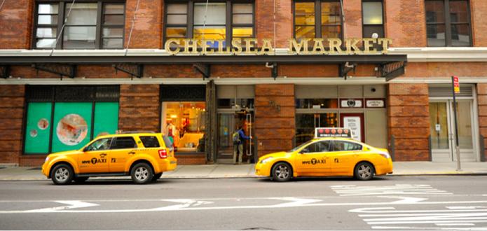 Nova sala do YouTube será inaugurada no shopping Chelsea Market, em Manhattan (Foto: Divulgação/YOUTUBE)