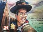 Doente na prisão, ex-presidente Fujimori pede perdão a peruanos