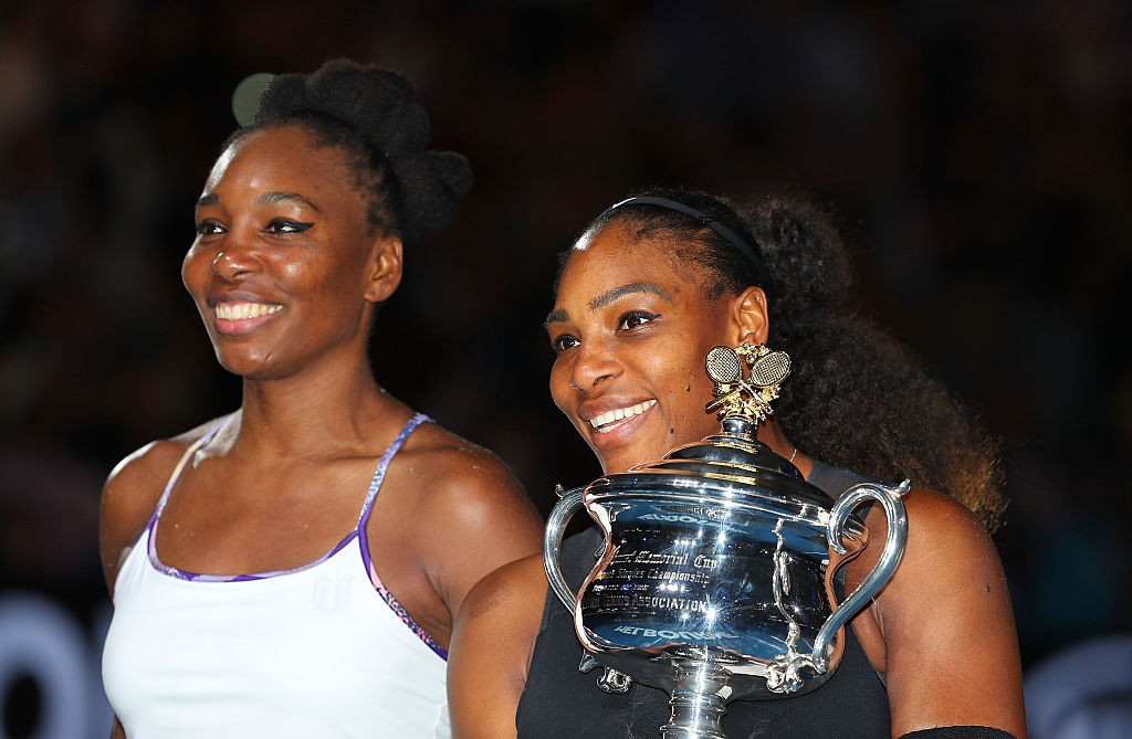 Venus e Serena Williams (Foto: Getty Images)
