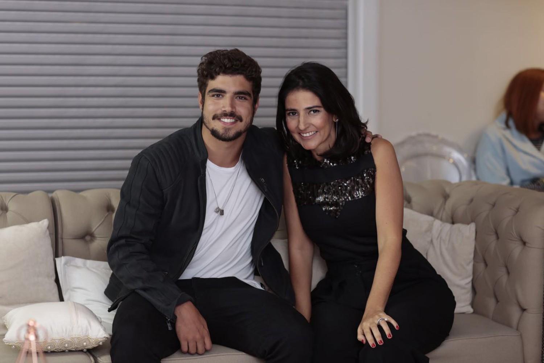 Caio Castro e Alice Ferraz (Foto: Divulgação)