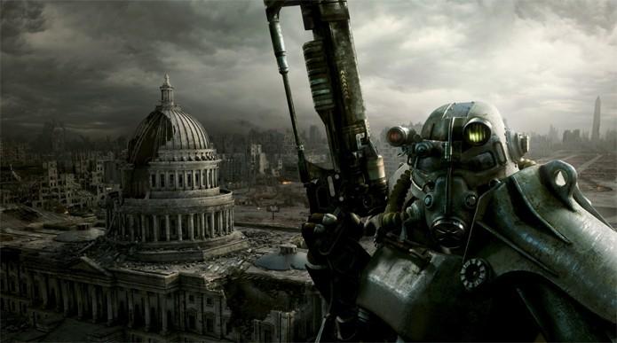 Fallout é na verdade a sequência de outro jogo de RPG (Foto: Divulgação/Bethesda)