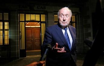 CAS dará veredito sobre suspensão  de Blatter na próxima segunda-feira