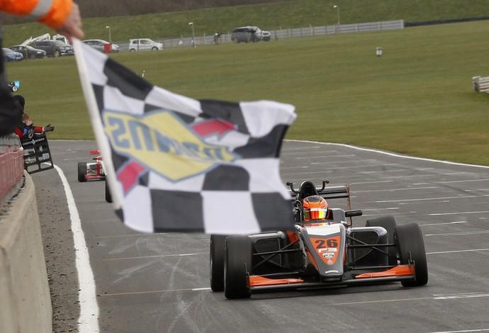 Matheus Leist correrá na GP3 em 2017 (Foto: Divulgação/F-3 Inglesa)