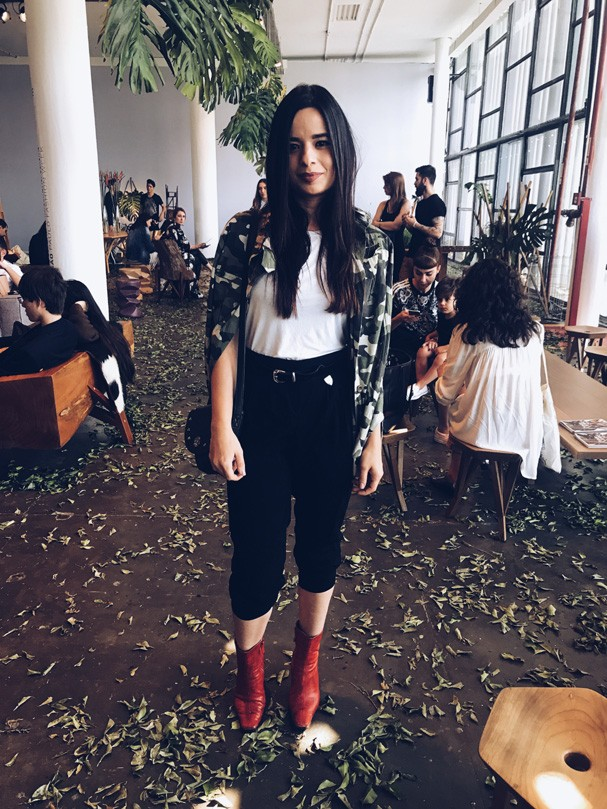 Maria Helena (Foto: Glamour Brasil)