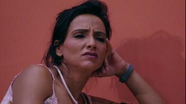 Marinalva pensa na chance de deixar o BBB: 'Ia ficar triste. Não quero sair'