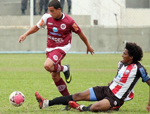 Copa Espírito Santo 2012: Serra x Desportiva Ferroviária (Foto: Simon Dias/Rádio ES)