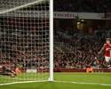 Arsenal pressiona, mas perde do Swansea com ajuda da tecnologia