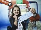 FOTOS: Jeito de menina, talento de gente grande. Klara Castanho comemora Dia das Crianças