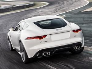 Jaguar F-Type Coupé (Foto: Divulgação)