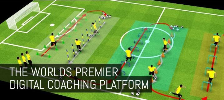 Gauchão tecnologia treino tática análise Session planner (Foto: Reprodução)