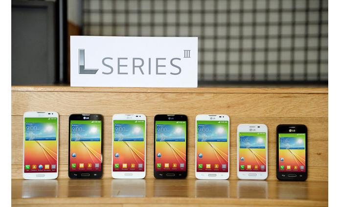 LG tem vários intermediários para lançar (Foto: Divulgação/LG)