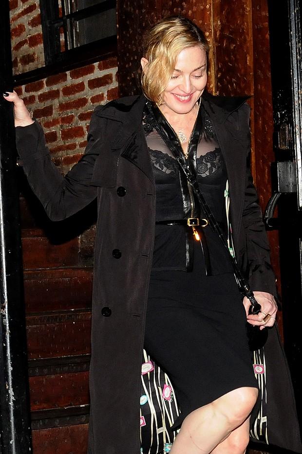 Madonna  (Foto: Agência Grosby Group)