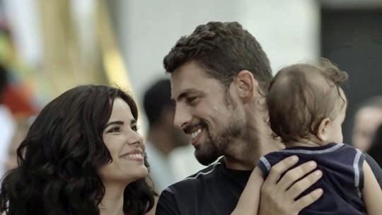Final de 'A Regra do Jogo': Juliano e Tóia terminam felizes e com filhos