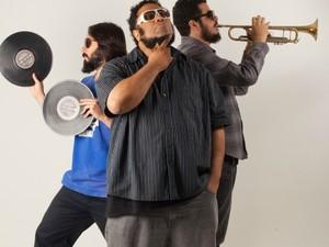 BNegão Trio (Foto: Felipe Diniz/Divulgação)