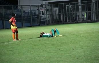 Iranduba sai atrás, busca virada, mas cai em casa na Copa BR Feminino