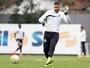 Santos renova contrato do goleiro reserva Vladimir até o fim de 2018