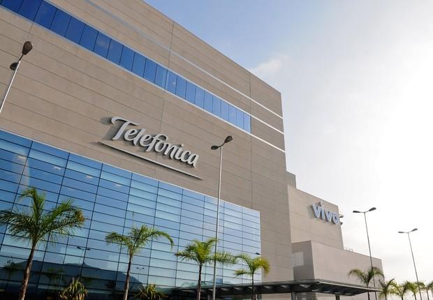Sede da Telefonica em São Paulo (Foto: Divulgação)