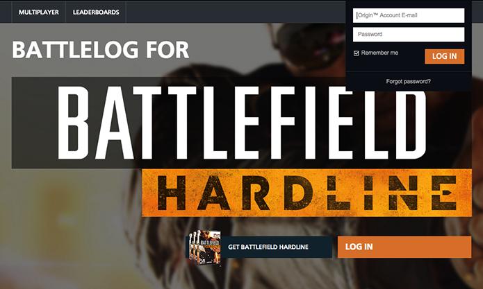 Battlefield Hardline: como customizar seu personagem e armas pelo site (Foto: Reprodução/Murilo Molina)