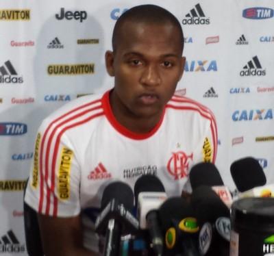 Samir Flamengo (Foto: Fred Gomes / GloboEsporte.com)