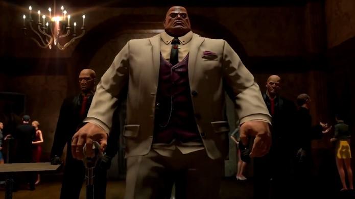 Wilson Fisk, o Rei do Crime, marcará presença no jogo de The Amazing Spider-Man 2 (Foto: Reprodução)