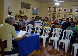 pelotas, futebol, reunião, conselho deliberativo, presidência (Foto: Divulgação/Esporte Clube Pelotas)