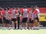 Daniel Paulista cogita titulares, mas  faz mistério sobre escalação do Sport