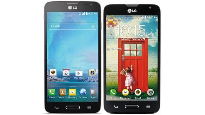 L90 e L70 são parecidos por fora mas diferentes por dentro. Conheça as diferenças (Foto: Divulgação)