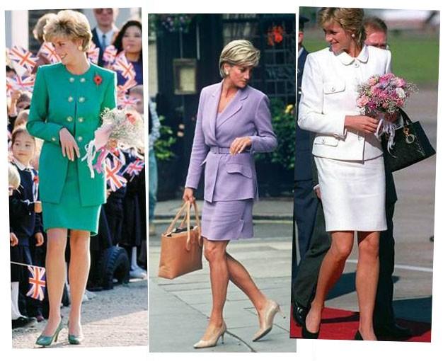 Anna Harvey foi responsável por transformar Lady Di em um ícone de estilo (Foto: Divulgação)