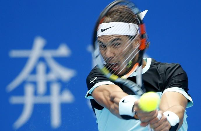 Rafael Nadal x Fabio Fognini ATP de Pequim (Foto: Reuters)