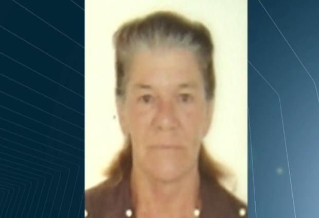 Idosa que morreu voltava pra casa, em um distrito de Santa Helena de Goiás (Foto: Reprodução/TV Anhanguera)