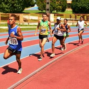 Atletismo Manaus Juvenil Regional Amazonas (Foto: Emanuel Mendes Siqueira/Sejel)